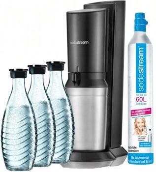 SodaStream Crystal 2.0 titan Megapack