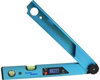 Hedü Digitaler Winkelmesser WM3 45 cm