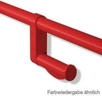 Hewi Serie 801 WC-Papierhalter für Stangensysteme rubinrot (801.50.010 33)