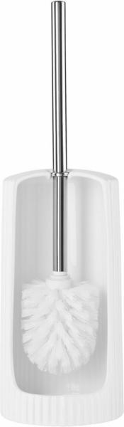 Home Affaire WC-Bürste mit Rillen-Dekor weiß (6369035)