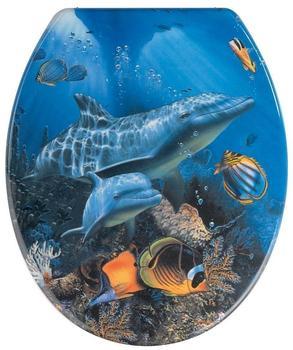 Wenko Sea Life WC-Sitz