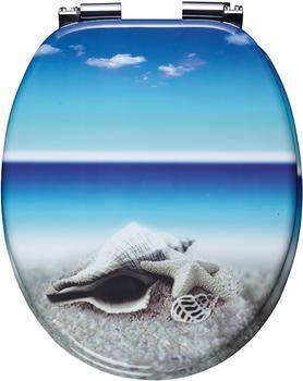 Cornat Snail Blue WC-Sitz mit Absenkautomatik (KSDSC534)