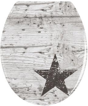 Wenko Star WC-Sitz