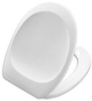Pressalit Dania WC-Sitz mit Hygieneöffnung weiß 73000-UN3999