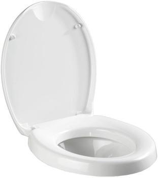 Wenko WC-Sitz Secura Comfort mit Sitzflächenerhöhung (21905100)