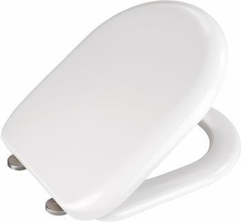 Wenko WC-Sitz Santana mit Absenkautomatik weiß (22383100)