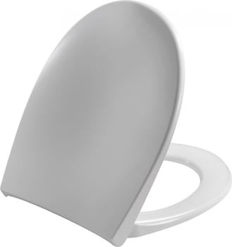 Pressalit Scandinavia Plus 37,4 x 45,1 cm weiß mit Lift-off und Absenkautomatik soft-close (758000-D05999)