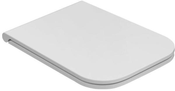 Globo Stone abnehmbar weiß mit Absenkautomatik (ST022BI)
