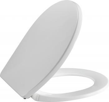 Pressalit WC-Sitz T Soft weiß