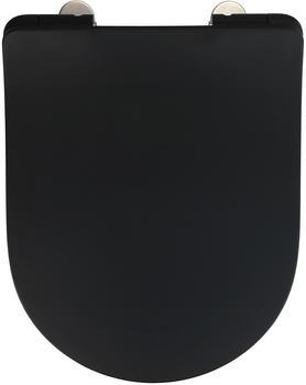 Wenko Premium Sedilo matt Schwarz (23827100)