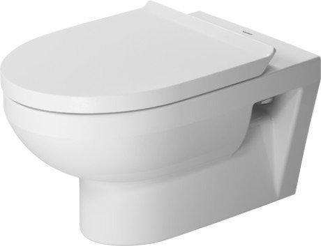 Duravit DuraStyle Basic Rimless 36,5 x 54 cm weiß (2562090000)