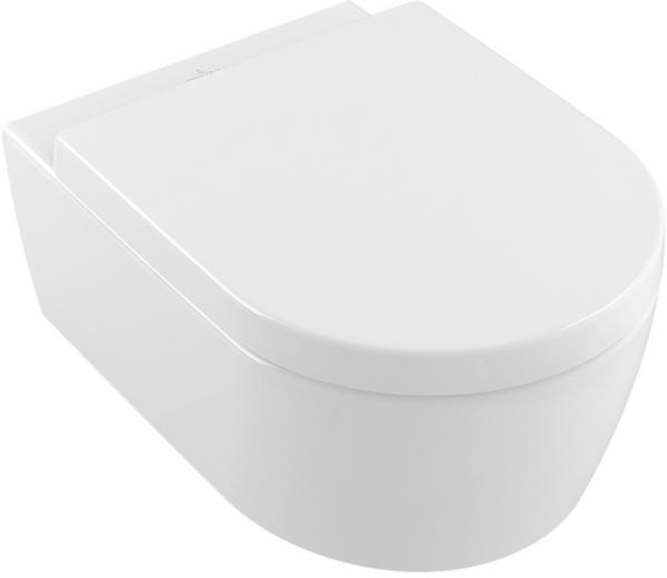Villeroy & Boch Avento Combi-Pack weiß alpin CeramicPlus (5656HRR1)