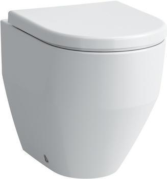 Laufen pro Stand-Tiefspül-WC L: 53 B: 36 cm, spülrandlos weiß H8229560000001