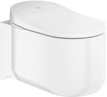 GROHE Sensia Arena Dusch-WC Komplettanlage für Unterputzspülkästen, Wandmontage 39354SH1, EEK: A+