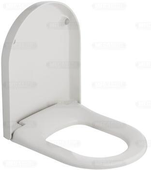 Villeroy & Boch Subway WC-Sitz mit QuickRelease Quick-release Scharniere starwhite, 9M55Q1R2