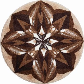 GRUND Mandala AUSSAGEKRAFT, 100% cm rund,