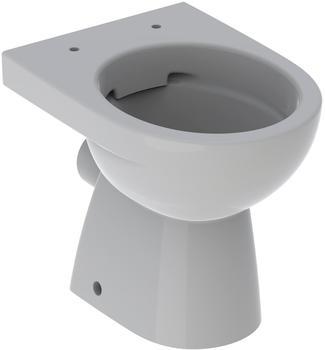 Geberit Renova Stand-Tiefspül-WC 500799001 Abgang horizontal, teilgeschlossene Form, Rimfree, manhattan