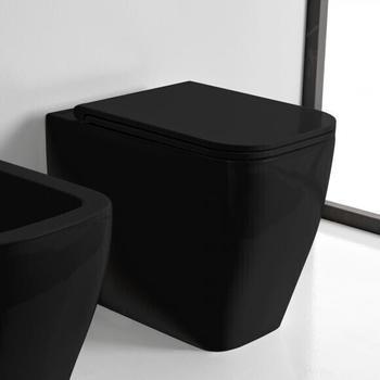 Scarabeo Scarabeo Teorema 2.0 x 36 55 x 42 cm schwarz BIO System Beschichtung (5138CL35BK)