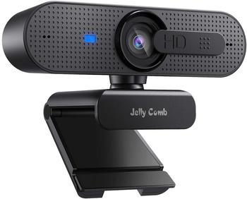 Jelly Comb W06 1080p HD Webcam Pro