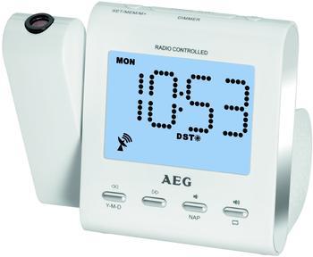AEG MRC 4122 F N weiß