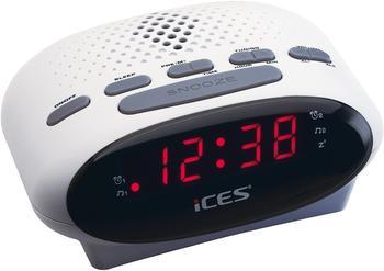 Ices ICR-210 weiß