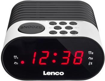 Lenco CR-07 weiß