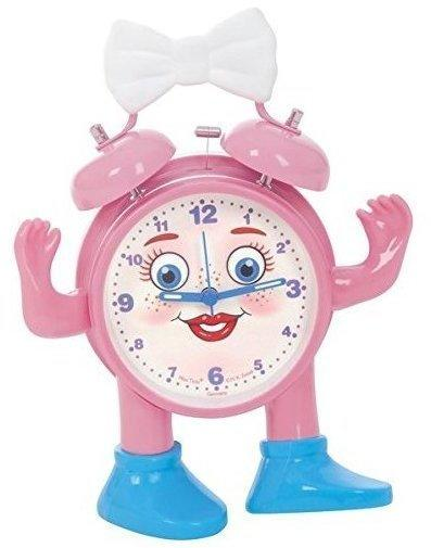Ticki Tack Kinderwecker rosa/blau