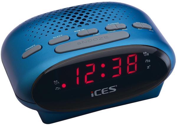 Ices ICR-210 blau