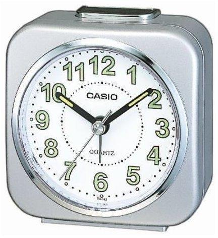 Casio Wecker TQ-143S silber
