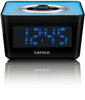 Lenco CR-16 blau
