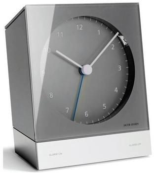 Jacob Jensen Alarm Clock Radio Controlled Grey (350)