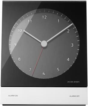 Jacob Jensen Timer Clock grau 32340