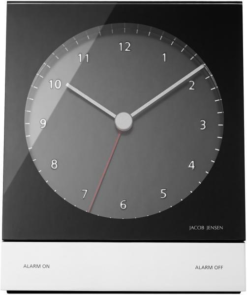 Jacob Jensen Timer Clock grau 32340