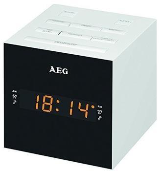 AEG MRC 4150 weiß