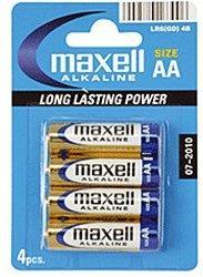 Maxell AA / LR6 Alkaline Ace (4 St.)