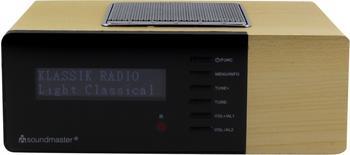 Soundmaster UR180 hellbraun (UR180HBR)
