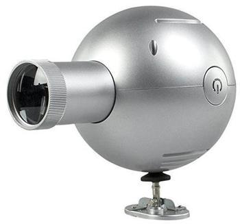 Balance Projektionsuhr führte Silber