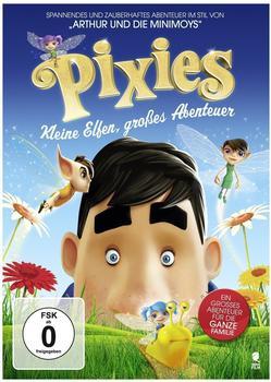 Pixies - Kleine Elfen, großes Abenteuer [DVD]