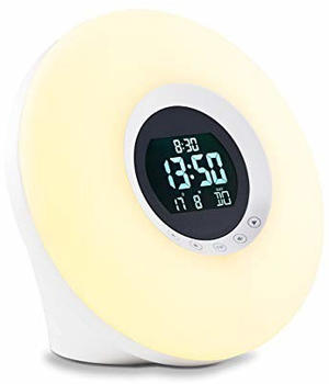 snuutje Wake-Up Light mit Sonnenaufgangssimulation (CK1718)