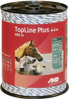AKO TopLine Plus Weidezaunlitze 400 m (4491559)