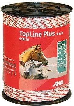 AKO TopLine Plus Weidezaunlitze 400 m (449523)
