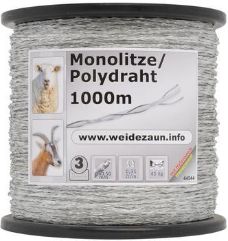 VOSS.farming Monolitze Polydraht 1000 m (44544)