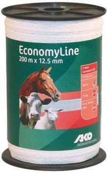AKO EconomyLine Weideband 200 m 12,5 mm (44550)
