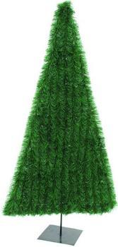 Europalms Tannenbaum flach dunkelgrün 120 cm