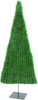 Europalms Tannenbaum flach grün 150 cm
