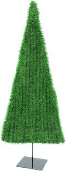 Europalms Tannenbaum flach hellgrün 150 cm