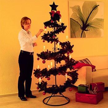 Pötschke Ambiente Weihnachtsbaum Kerzenglanz (mittel)