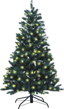 Xenotec Weihnachtstanne 150cm mit Beleuchtung (PE-BM150)