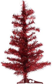 Edco Tannenbaum mit Standfuß klein (52919-rot)