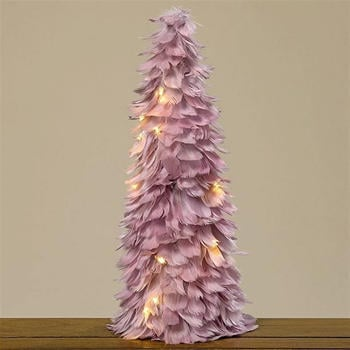 Boltze Fay LED-Baum rosa 40cm (1007087)